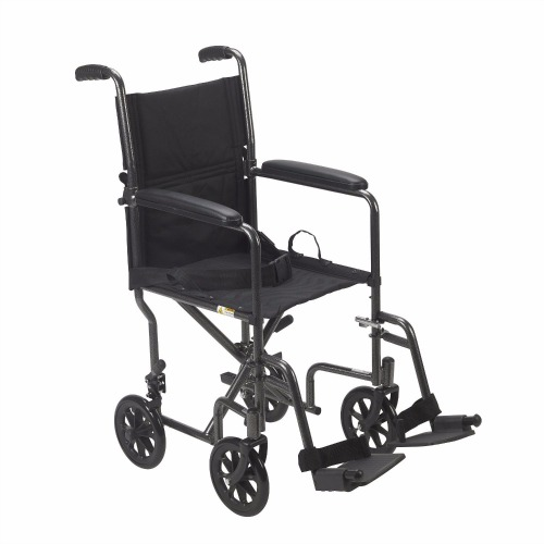 Drive Medical Lightweight Steel Transport Wheelchair Review