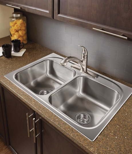 Cleaning Tips for Kitchen - The Sink