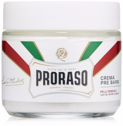 Proraso Pre-Shave Cream Review