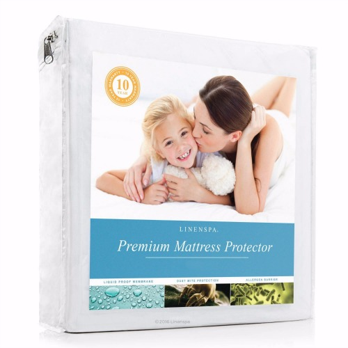 LinenSpa Premium Mattress Protector Review
