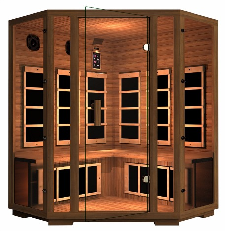 JNH Lifestyles Freedom Far-Infrared Sauna Review