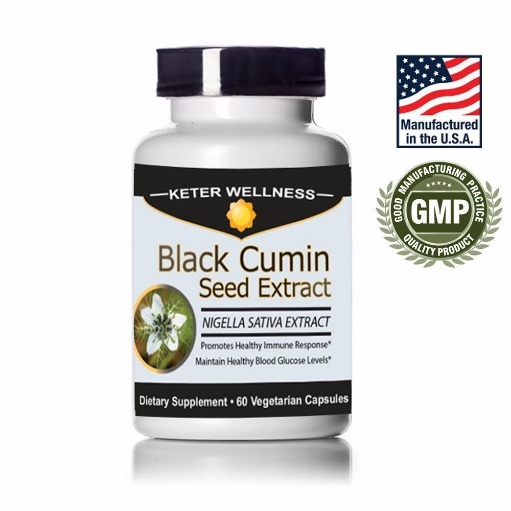 Keter Wellness Black Seed Extract