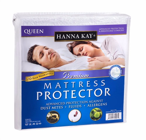 Hanna Kay Waterproof Mattress Protector Reviews