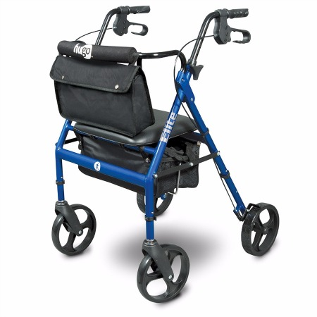Hugo Elite Rollator Walker Review