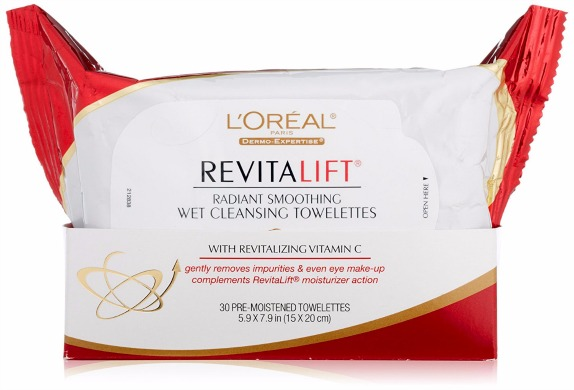 L'Oreal Paris Wet Cleansing Towelettes
