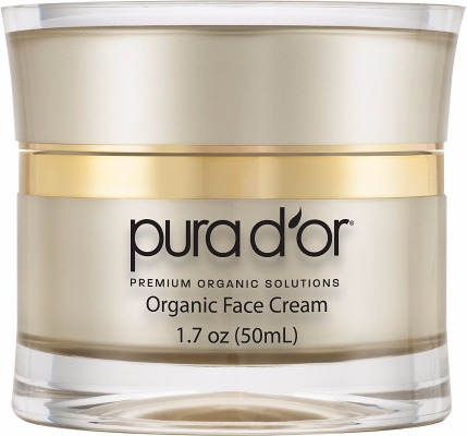 PURA D'OR Anti-Aging Premium Organic Face Cream