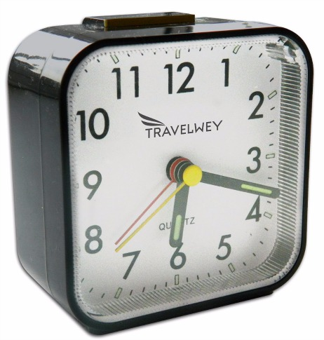 Travelwey Analog Alarm Clock Review