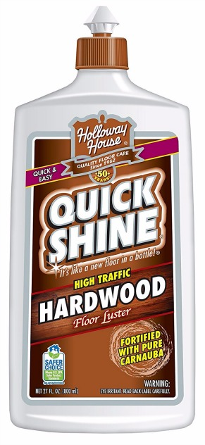 Quick Shine 1207-00027U Hardwood Floor Luster