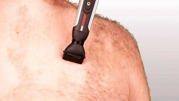Mangroomer back shaver review