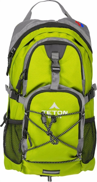 Teton Sports Oasis 1100 2 Liter Hydration Backpack Review