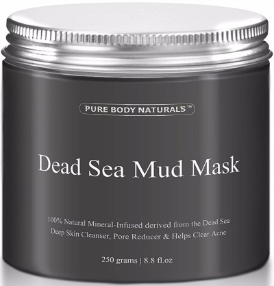 Pure Body Naturals Beauty Dead Sea Mud Mask