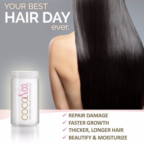 Coco&Co Coconut Oil for Hair & Skin Review