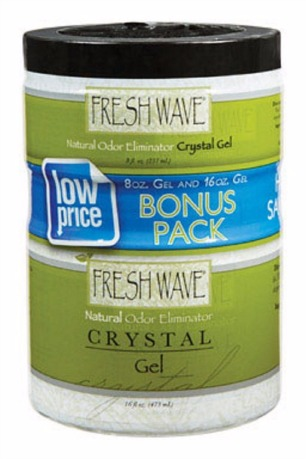 Fresh Wave Odor Eliminating Crystals Review