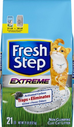 Fresh Step Regular Extreme Cat Litter Review