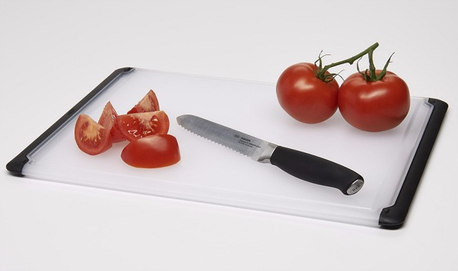 OXO Good Grips Utility Cutting Board Review