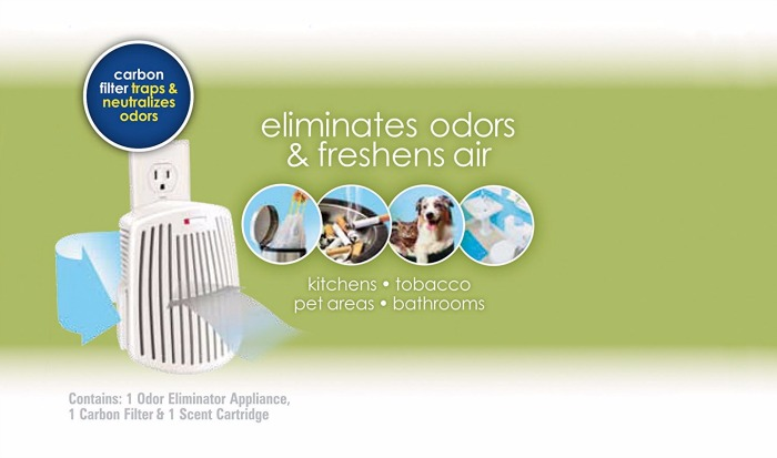 Hamilton Beach True Air Plug-Mount Odor Eliminator Review