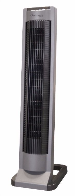 "Soleus Air 35"" Tower Fan with Remote Control Review"