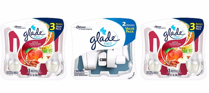 Glade PlugIns Scented Oil Air Freshener Review