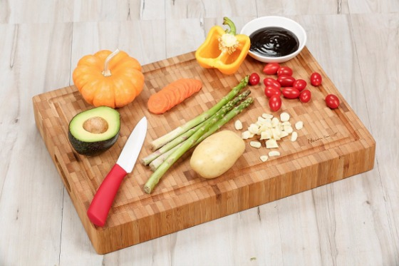 Heim Concept Organic Bamboo Cutting Board Review