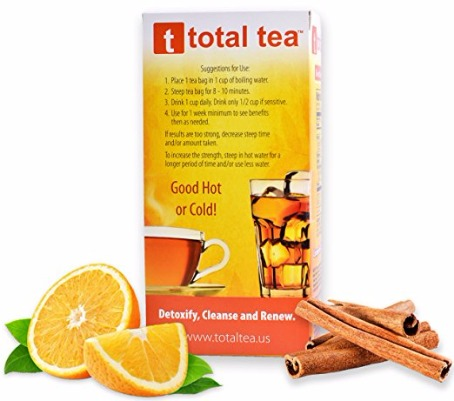 Total Tea Gentle Detox Tea Reviews