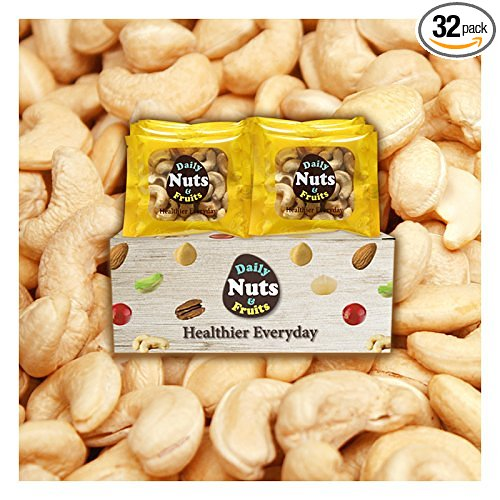 Daily Nuts & Fruits Multi Pack Cashew Nuts Review
